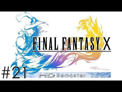 Final Fantasy X HD Remaster - Djose Temple (#21)