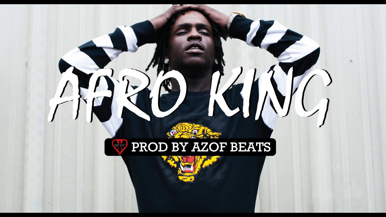 | AFRO KING | AFRO HARD TRAP HIP HOP BEAT INSTRUMENTAL| AGRESSIVE RAP BEATS ( PROD BY AZOF BEATS )