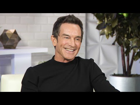 Jeff Probst REVEALS His Favorite Moments From 20 Years Of 'Survivor' | Full Interview