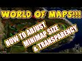 World of Tanks | How to Adjust Mini-map, Read the battle at a glance