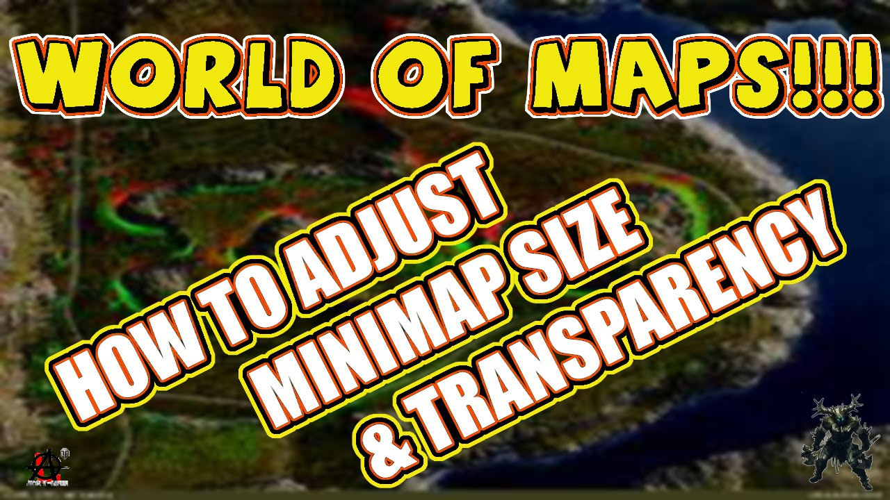 World of tanks how to adjust mini map read the battle at a glance world of tanks how to adjust mini map read the battle at a glance youtube gumiabroncs