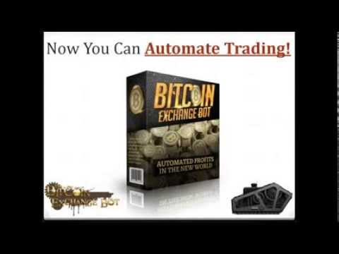 Bot for bitcoin trading