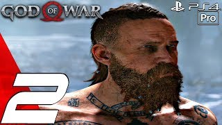 Download Video GOD OF WAR 4 - Gameplay Walkthrough Part 2 - The Stranger Boss Fight (PS4 PRO) MP3 3GP MP4