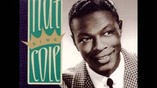 "Nat King Cole  ""These Foolish Things (Remind Me Of You)"""