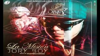 Jory Boy - La Mision (Prod. By Mambo Kingz) (Letra/Lirycs) thumbnail
