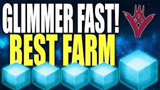 "The Taken King: ""GLIMMER FARM"" Best Glimmer Farming Spot on Taken King !!"