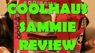 Coolhaus Renzo Apple Pie-ano Ice Cream Sammie Review (let's Try Stuff)