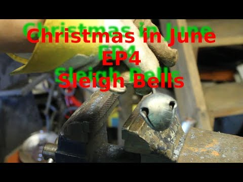 CIJ EP4 Forge Sleigh bell