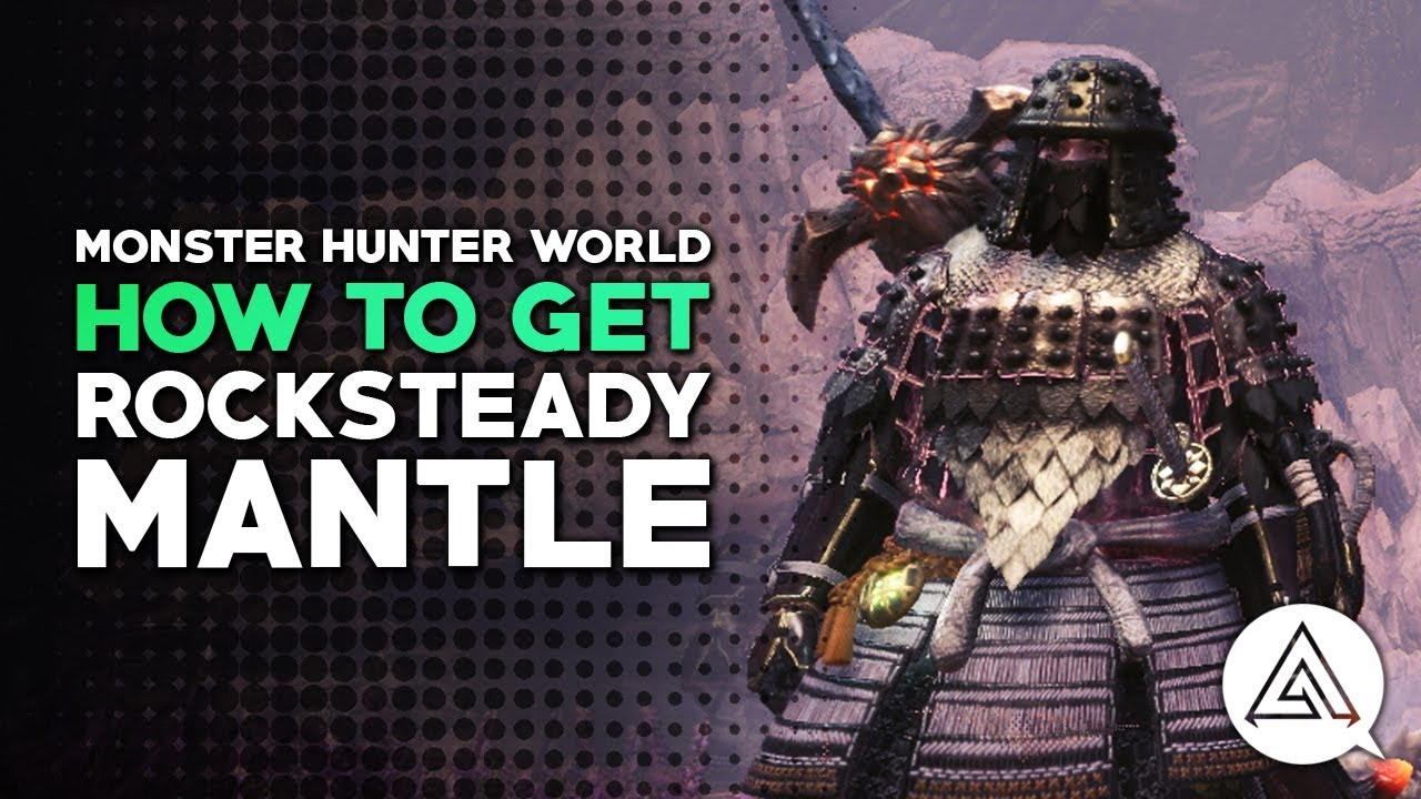 Monster Hunter World - here's how to get the Rocksteady