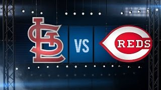 9/10/15: Lamb earns first MLB win as Reds crush Cards
