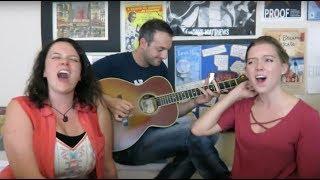 HELPLESSNESS BLUES - Molly Conrad, Steph Seward, + John Franco [fleet foxes cover]