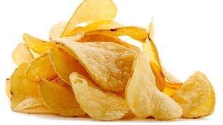 Мегазаводы: Чипсы Frito Lay HD
