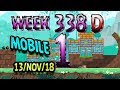 Angry Birds Friends Tournament Level 1 Week 338-D  MOBILE Highscore POWER-UP walkthrough
