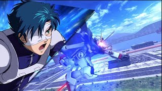 Gundam Extreme Vs. Full Boost: Crossbone Gundam X1 Kai | Arcade Run