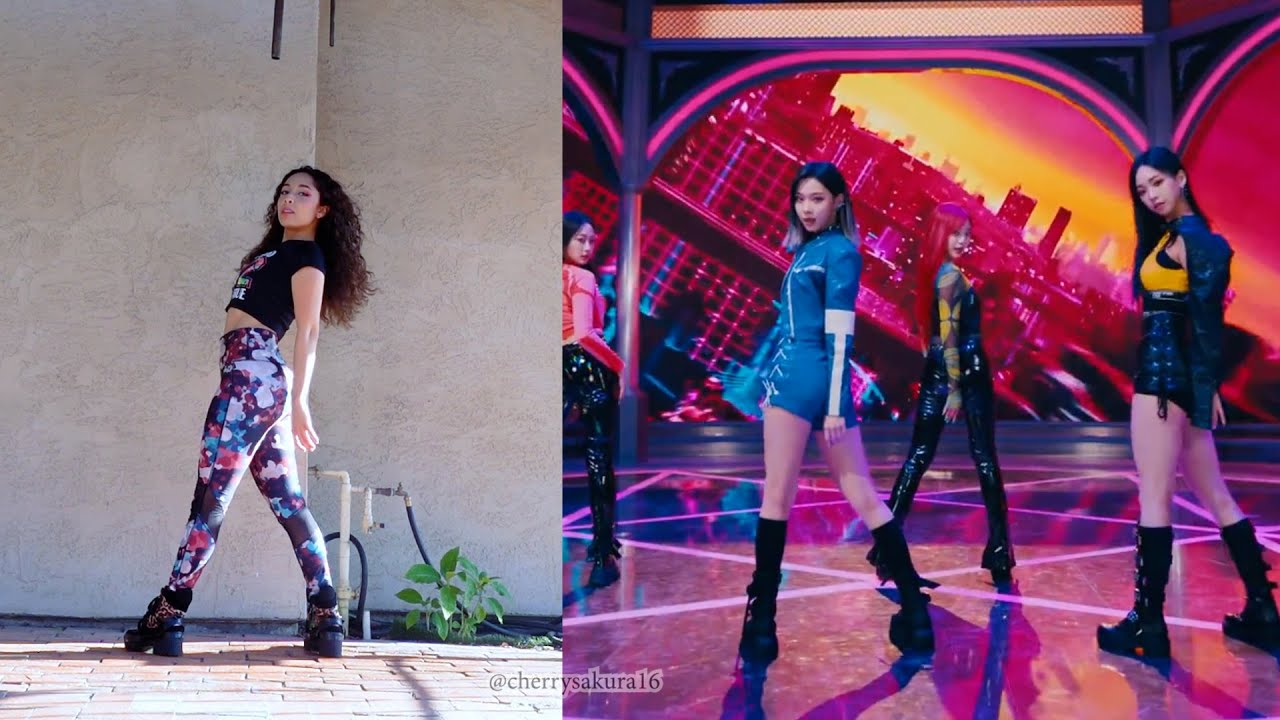 "AESPA (에스파) - ""NEXT LEVEL"" Short Dance Cover Teaser by CHERRY"