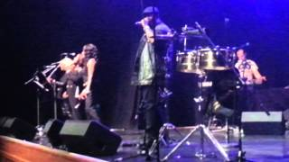 Weak At The Knees - Steve Arrington (Live @ Indigo 02, London  1-11-13)