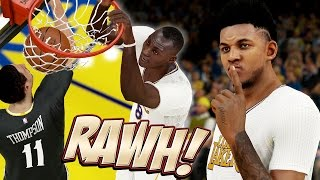 NBA 2K15 Lakers MyGM #20 - Defensive Anchor Lost In The Ocean, Greenhorns Need To Step Up!