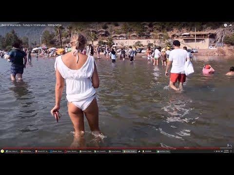 Best of Marmaris - Turkey in 10 Minutes - 1080p/60fps