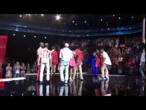 """2nd Performance - Afro-Blue - """"American Boy"""" By Estelle Feat Kanye West - Sing Off - Series 3"""