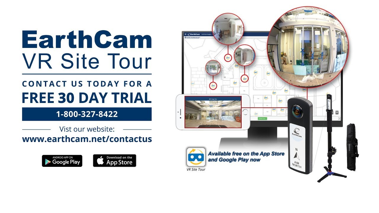 EarthCam | Live Streaming Construction Cameras, Time-Lapse