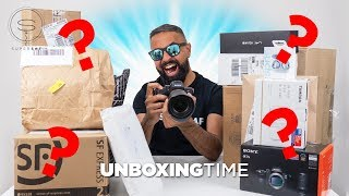 Massive Mystery Tech Haul - Unboxing Time 32