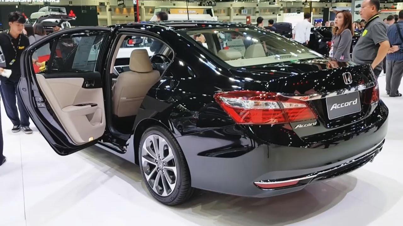 2018 Honda Accord >> Honda Accord 2.0 EL ราคา 1,445,000 บาท - YouTube