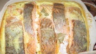 Рыба запечённая в сливках(www.fotokulinary.ru., 2012-09-26T07:20:19.000Z)