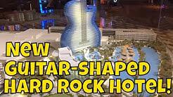 New Guitar-Shaped Hard Rock Hotel at Seminole Casino in Florida