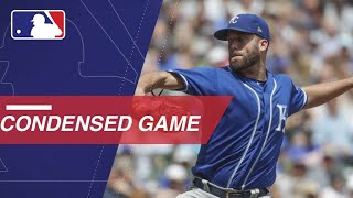Condensed Game: KC@MIL - 6/27/18