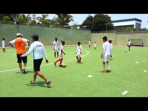 Football Practice  Mumbai Warriors Soccer Club