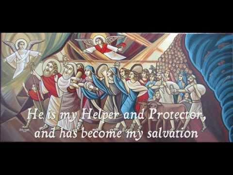 Hirmoses of the Great Canon of Repentance of St Andrew of Crete - Великий канон Андрея Критского