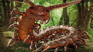 10 SCARIEST Creatures That Lived BEFORE Dinosaurs!