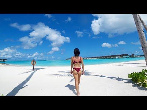 МАЛЬДИВЫ. Райский остров Fihalhohi Island Resort. Все включено на Мальдивах. Фихалхохи.