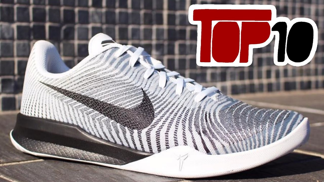 Top 10 Cheap Basketball Shoes Of 2016 Youtube