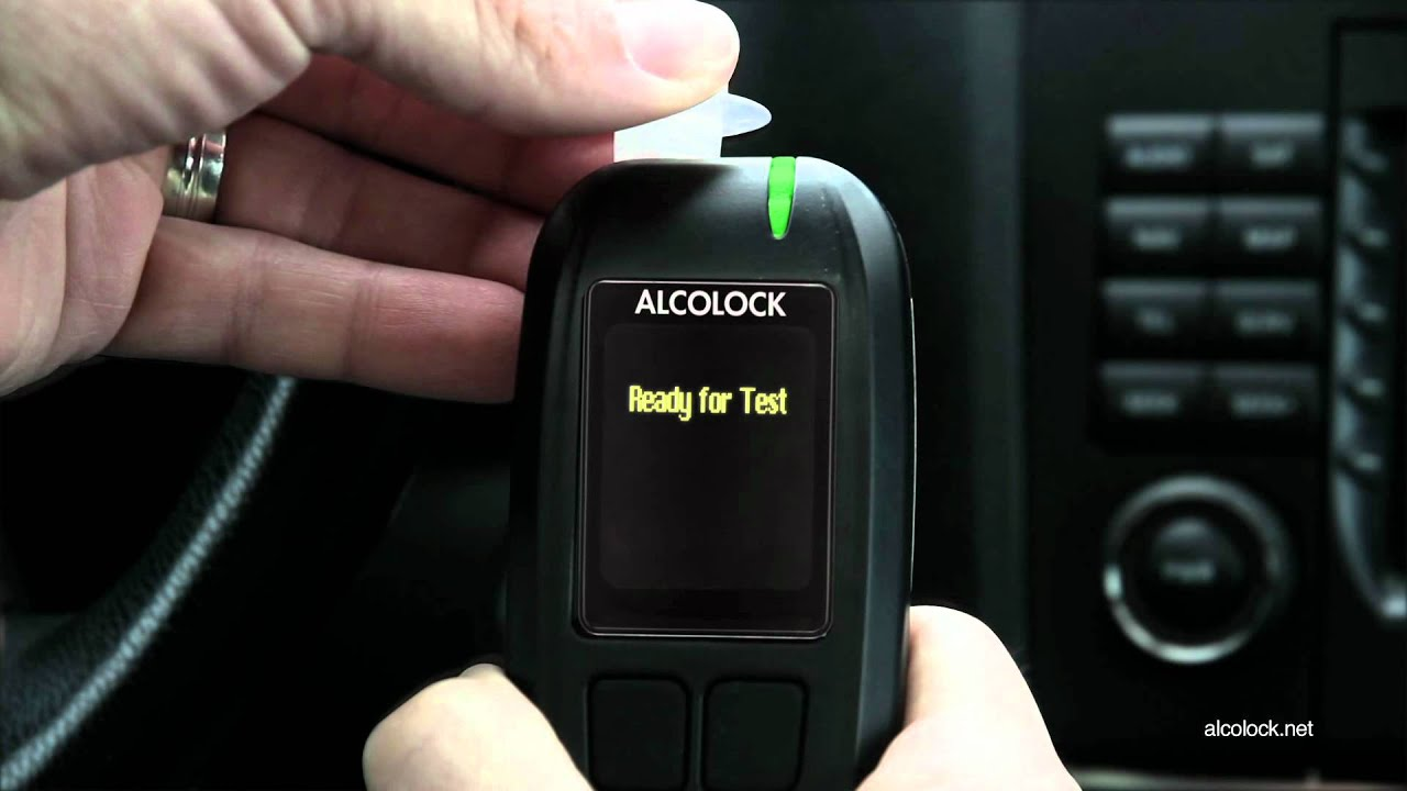 Breath Alcohol Ignition Interlock Device  How It Works