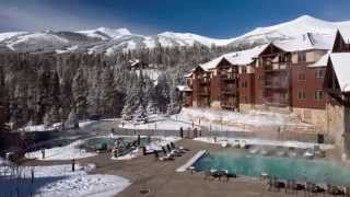 How to Ski-in and Ski-out from Grand Timber Lodge