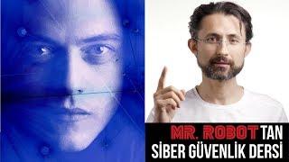 Mr.Robot'tan Siber Güvenlik Dersleri