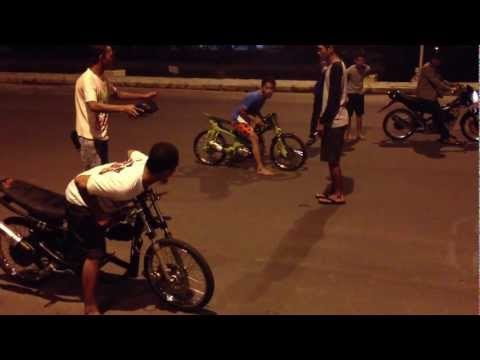 Drag Race Mio vs Vega  (Jump Start)