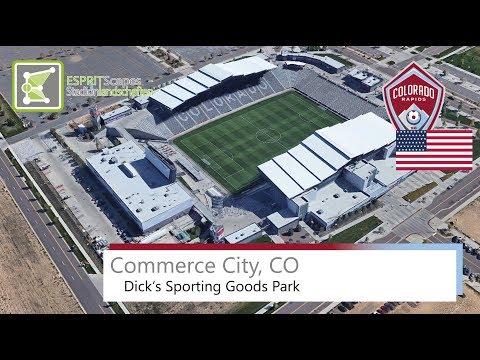 Commerce City, CO - Dick's Sporting Goods Park / 2015