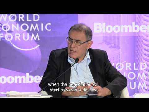 Nouriel Roubini on the fate of the EU