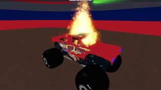 Roblox Monster Jam TTB Season 2 Event Highlights #8 +Encore! (Houston, TX)