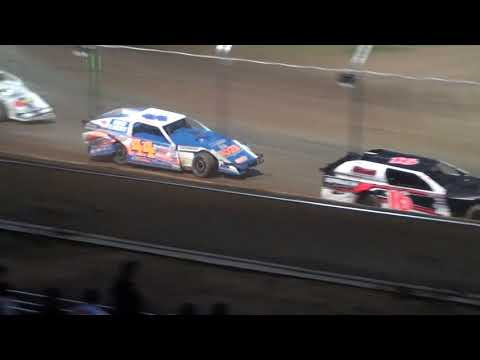 Modified Feature at Cedar Lake Speedway 06/09/2018