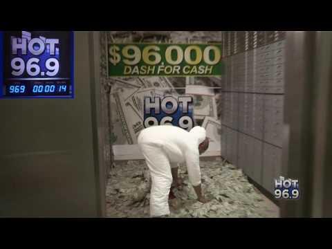 $96,000 Dash For Cash