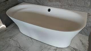 ванна Duravit Starck Starck 190x90 oval