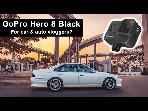 GoPro Hero 8 Black - Review for Automotive Vloggers / Car Content Creators