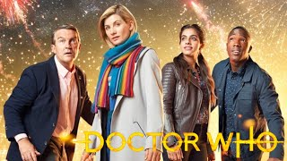 Very MESSY Episode?! It's Doctor Who Resolution New Year's Day 2019! | Amy McLean