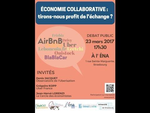 La Parole aux étudiants : Forum de Strasbourg le 23 mars 2017