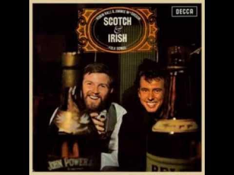 Robin Hall & Jimmie MacGregor - Scotch & Irish Folk Songs