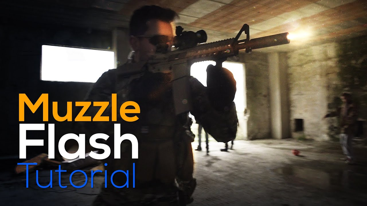 Muzzle flash tutorial archives filmmakingwithacalculator. Com.