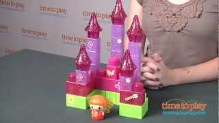 MEGA Bloks Lil' Princess Sparkling Tower from MEGA Brands